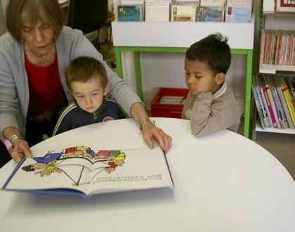 Françoise de Chalonge lecture albums enfants