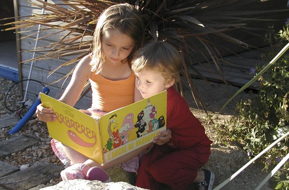 enfants livre Barbapapa