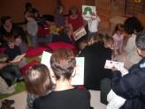 """Lectures par les lecteurs ARPLE """"Lis-moi une histoire"""" parents enfants 2-5 ans"""