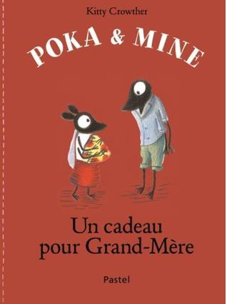 Poka & Mine : Un cadeau pour Grand-Mère