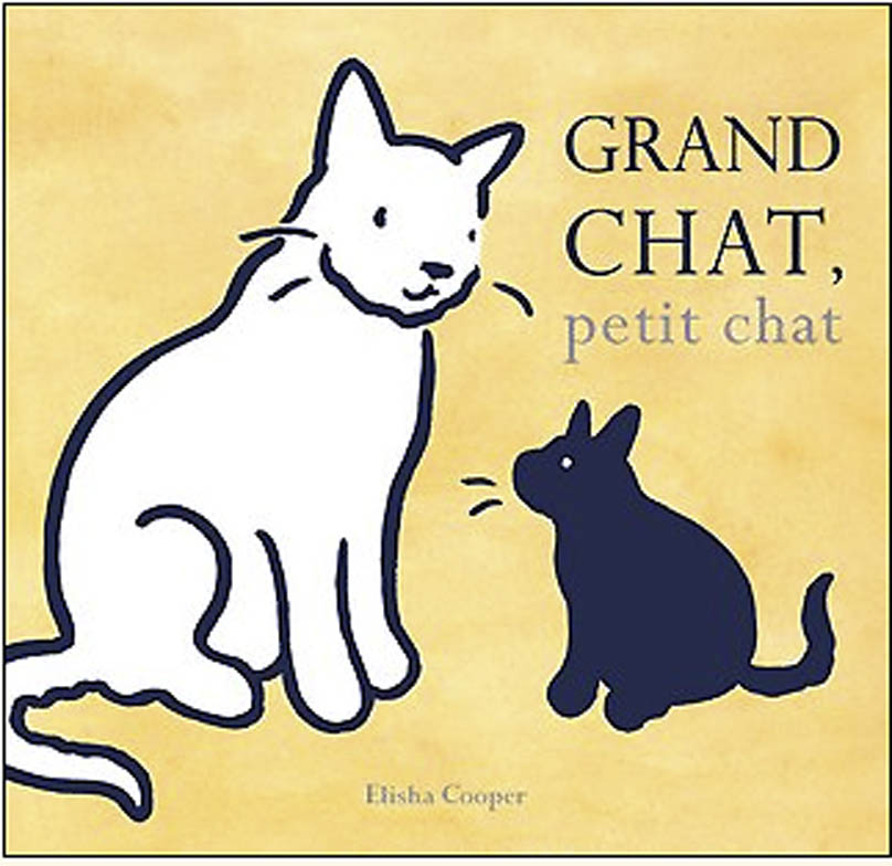 Grand chat, petit chat