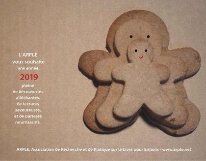 En 2019, croquez des livres jeunesse avec l'ARPLE !