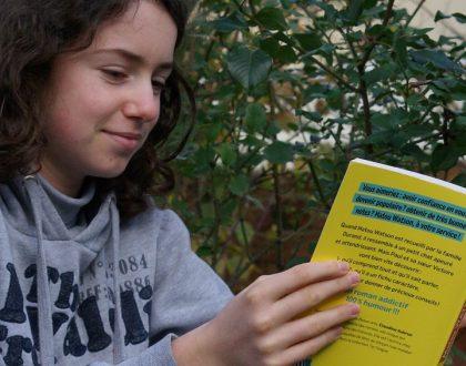 Lire à voix haute des textes pour les 6-11 ans