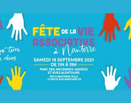 L'ARPLE à la Fête de la Vie associative à Nanterre